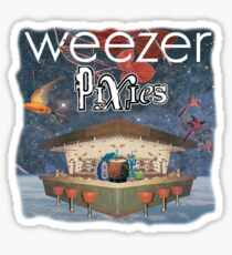WEEZER TOUR 2018 - 2019 Sticker