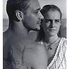 Australian Couple by Philip  Rogan