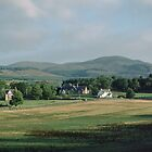 A Mansion Near Aviemore Scotland 19840920 0010  by Fred Mitchell