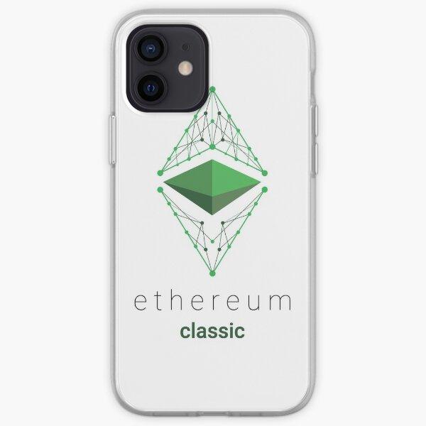 Ethereum Classic iPhone Soft Case