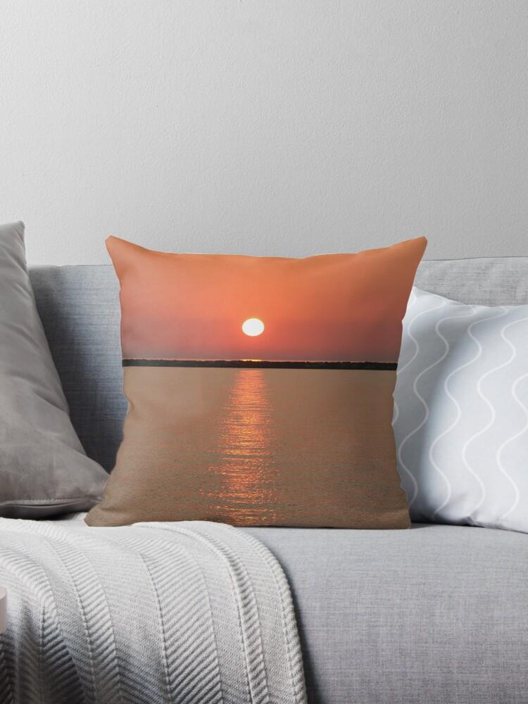 Lake Superior Sunset, Michigan by Rabecca Primeau