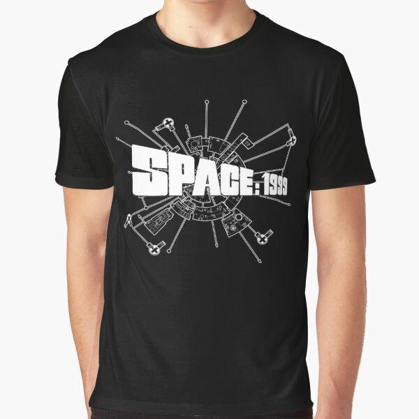 SPACE: 1999 LOGO + ALPHA DIAGRAM Graphic T-Shirt