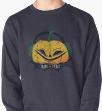 Pumpkin tick or treat Pullover