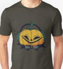 Pumpkin tick or treat Unisex T-Shirt