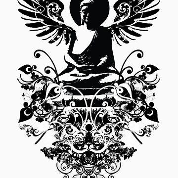 Buddha Lite by imajik
