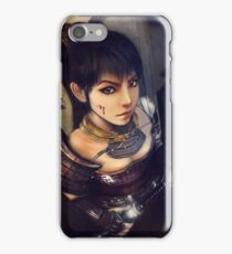Onna Bugeisha,Female Samurai iPhone Case/Skin