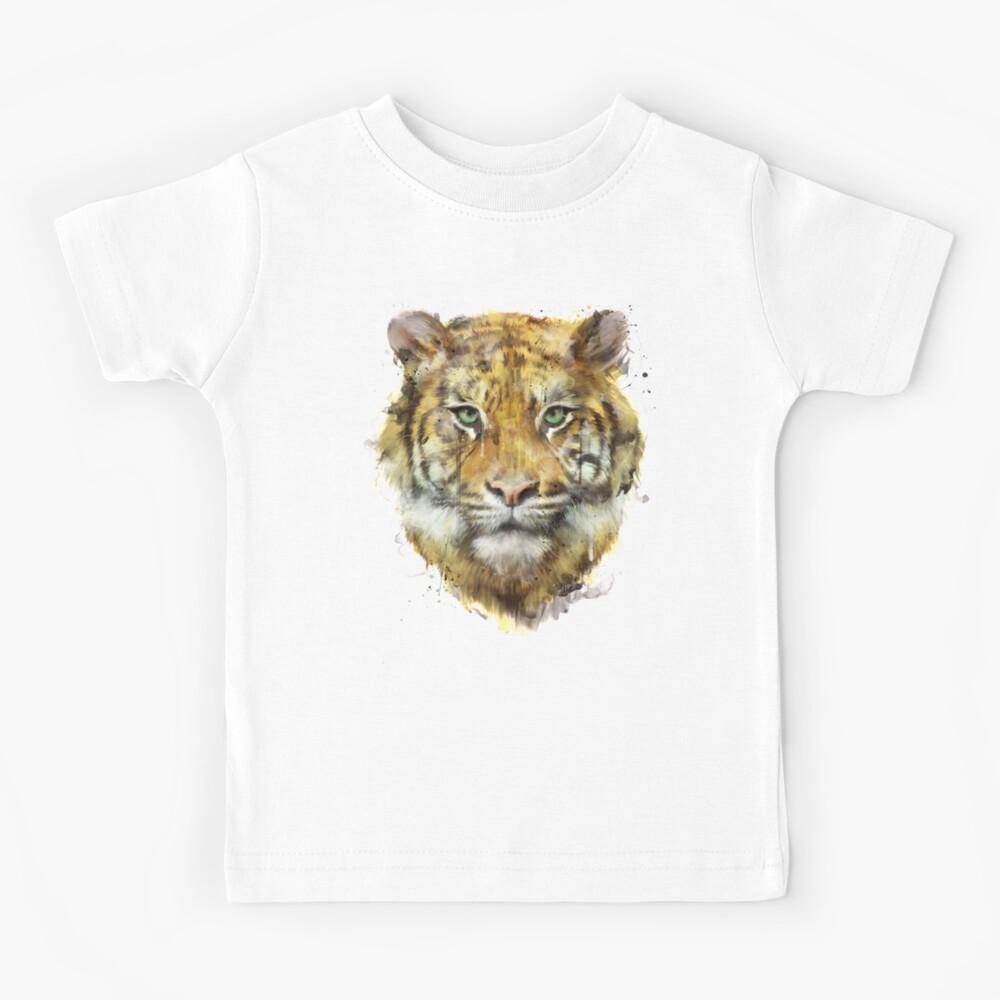 Tiger // Strength Kids T-Shirt