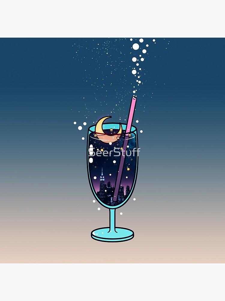 Moon Soda by SeerStuff