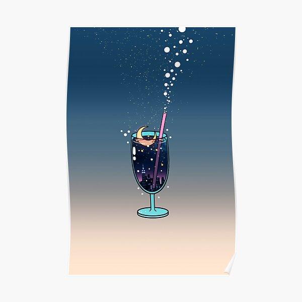 Moon Soda Poster