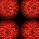 Red Star by JohannaDesign