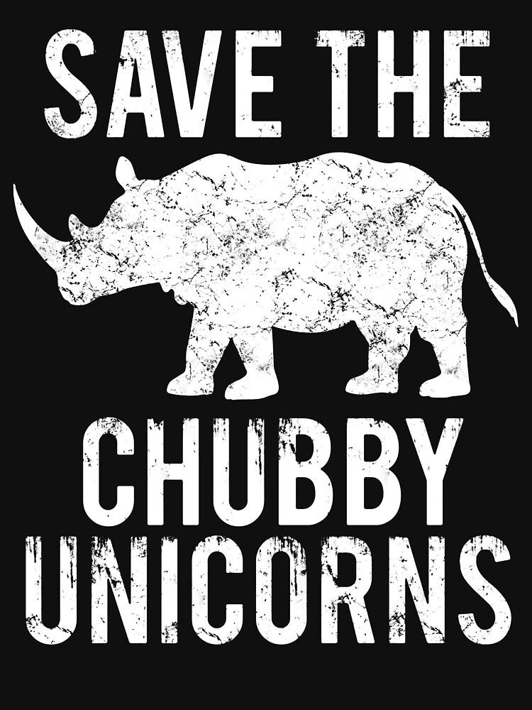 Save The Chubby Unicorns Sport Waist Bag Fanny Pack Adjustable For Hike