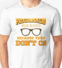 Programmer developer computer scientist gift Unisex T-Shirt