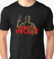 Operation Wolf - NES Title Screen T-Shirt