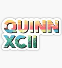Quinn XCII Sticker