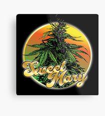 Sweet Mary  Metal Print