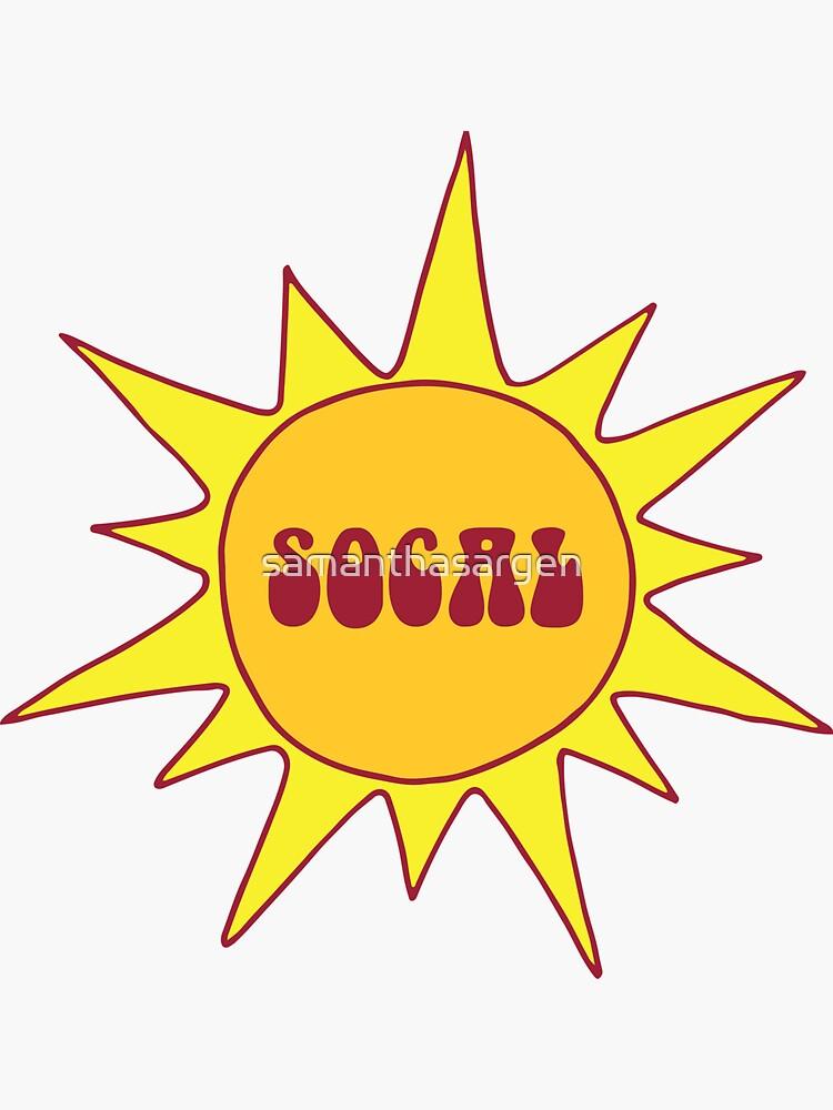 socal Sonne von samanthasargen