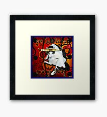 Checkers Taurus Framed Print