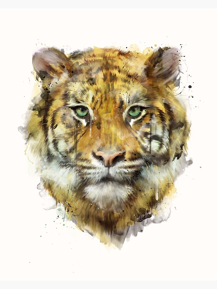 Tiger // Strength by AmyHamilton