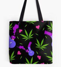high love leggings  Tote Bag
