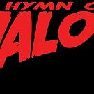 A Hymn of Valor title logo by immadametal