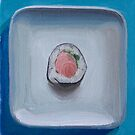 Salmon Roll by Marcus  Gannuscio
