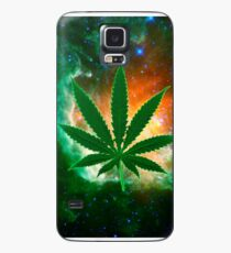 Attack of the Space weed Case/Skin for Samsung Galaxy
