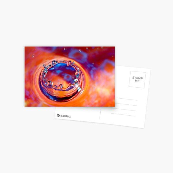 Splash of  Color Postcard