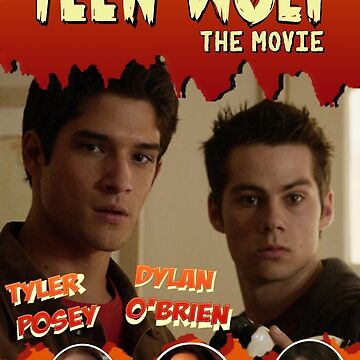 Teen Wolf Old Comic [Stiles & Scott] by thescudders