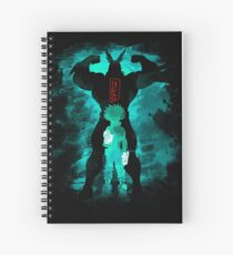 Cuaderno de espiral Héroe