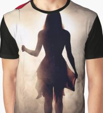 Lonely Heart Graphic T-Shirt