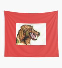 The Hound of the Baskervilles Wall Tapestry