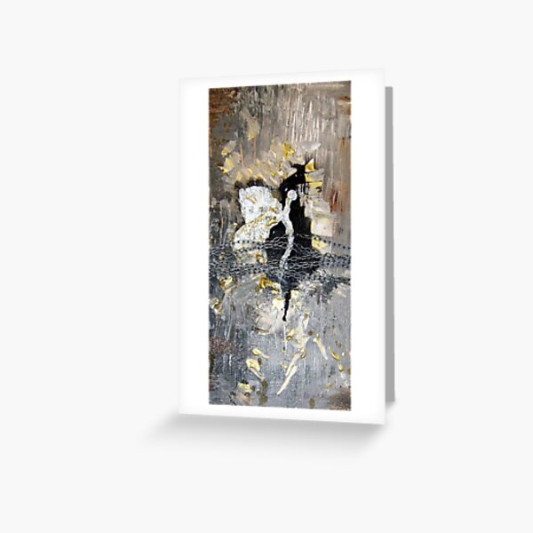 Grounded Greeting Card