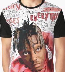 Juice Wrld Graphic T-Shirt