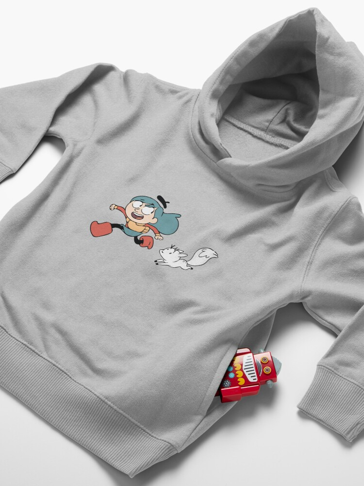 Alternate view of Twig and Hilda Toddler Pullover Hoodie
