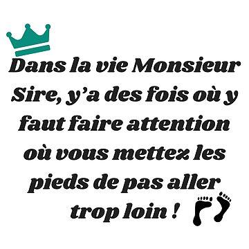 In the life Monsieur Sire ... by DiesIraeKaa