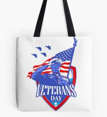 Veterans Day Tote Bag