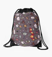 Premium Quality Pattern  Drawstring Bag