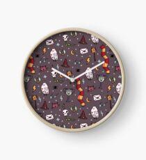 Premium Quality Pattern  Clock
