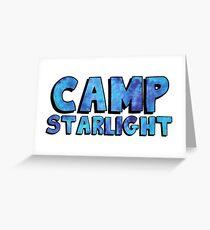 Starlight Tie Dye Greeting Card