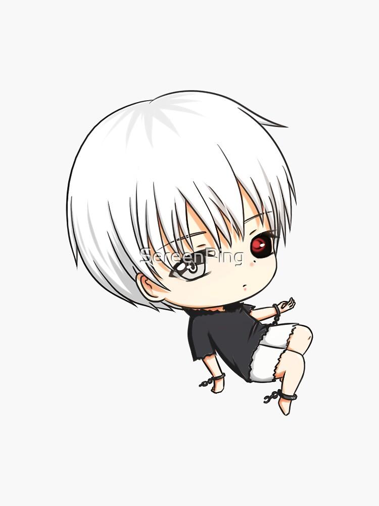 sticker tokyo ghoul