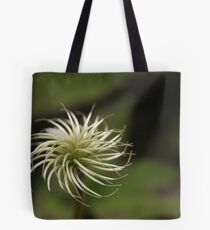 Clematis Swirl Tote Bag
