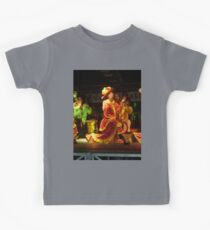 a colourful Saint Vincent and the Grenadines landscape Kids Tee