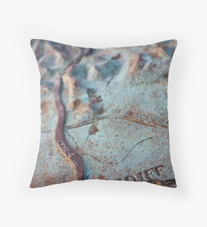 The Way Home... Throw Pillow