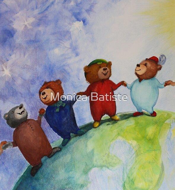 The Berlin Bears of Friendship by Monica Batiste