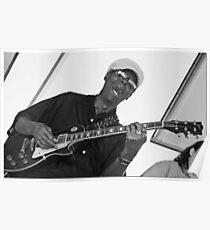 Texas Bluesman Poster