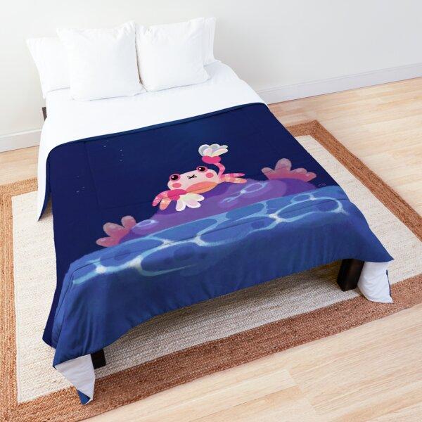 Pom pom crab Comforter