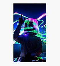 Marshmello DJ Fotodruck