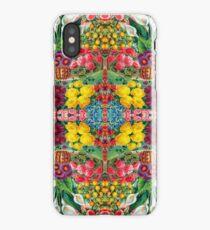 Floral Remix 5 iPhone Case/Skin