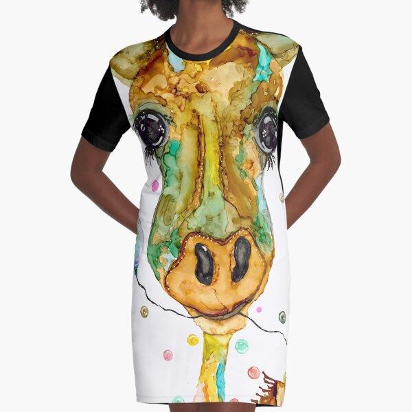 Mazie  Graphic T-Shirt Dress