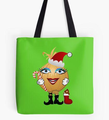 Weihnachts Zwiebel Tasche